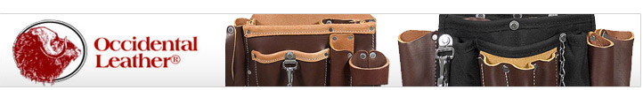 Occidental Leather Tool Belt Bags