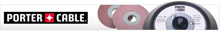 Porter Cable Abrasives