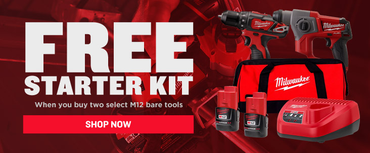 Get a Free Contractor Bag, Charger, and Batteries with Select Makita Bare Tools