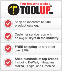 Tool Up Sale