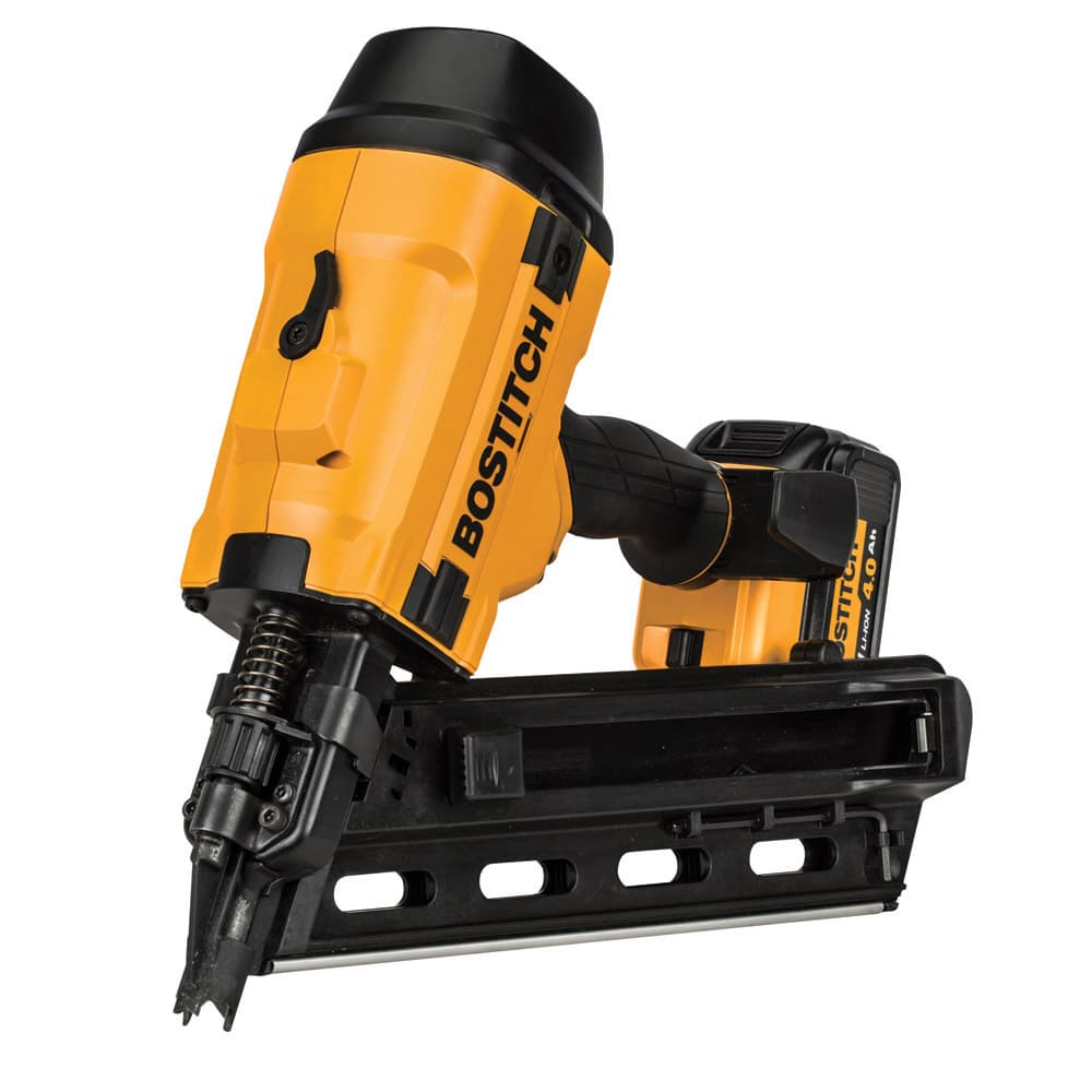 Bostitch BCF28WWM1 20V MAX 28 Degree Wire Weld Cordless Framing ...