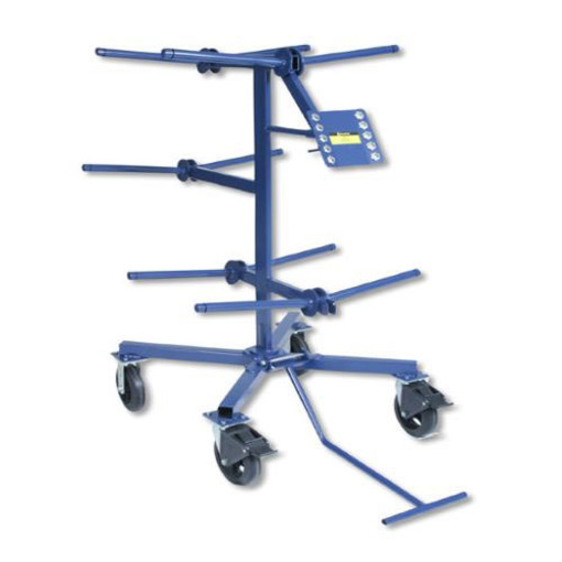 Current Tools 503 10 Reel Wire Tree With Casters