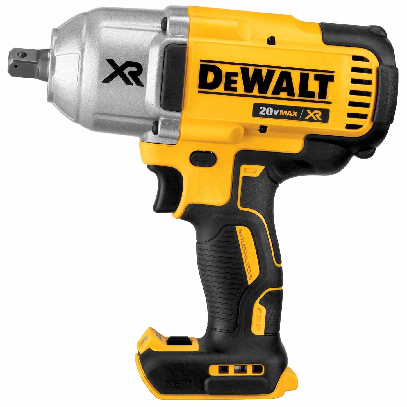 Details About Dewalt Dcf899b 20v Max Xr Brushless 1 2 Impact Wrench Detent Bare