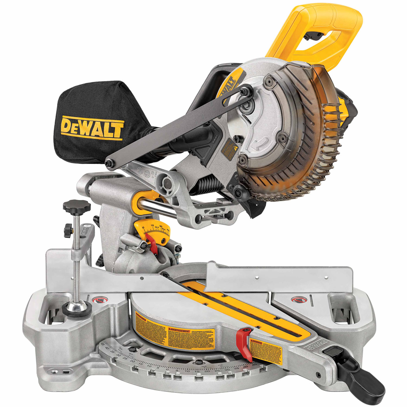 DeWalt DCS361M1 20V MAX Cordless Miter Saw Kit