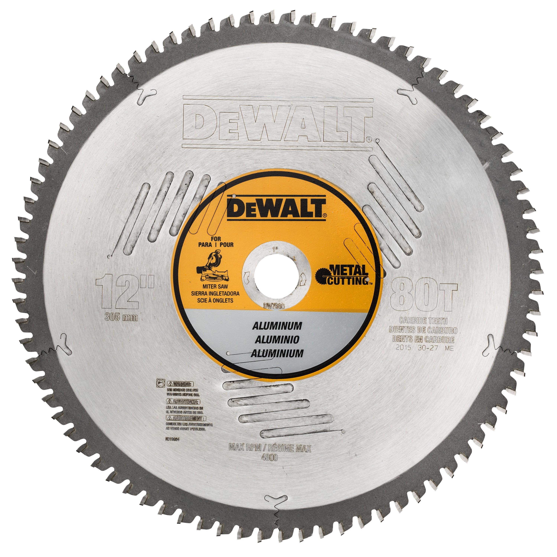 Dewalt dw7666 12 80t non ferrous metal woodworking blade keyboard keysfo Gallery