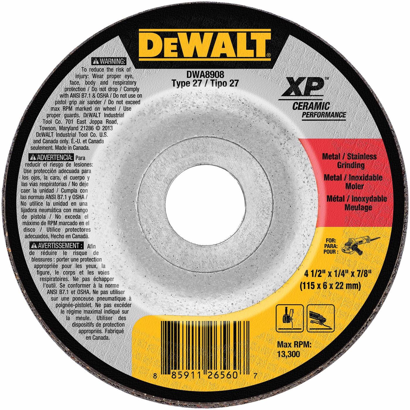 DeWalt Abrasives