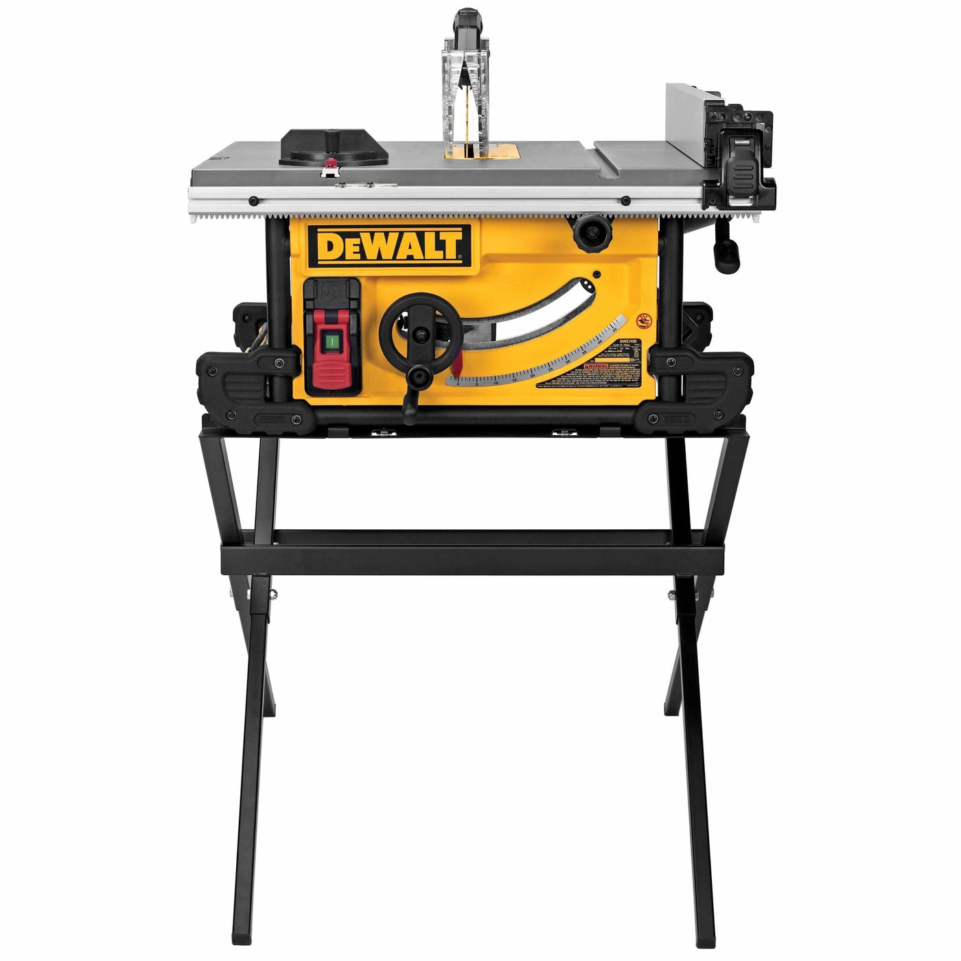 dewalt x table miter runners stand duty size heavy in saw