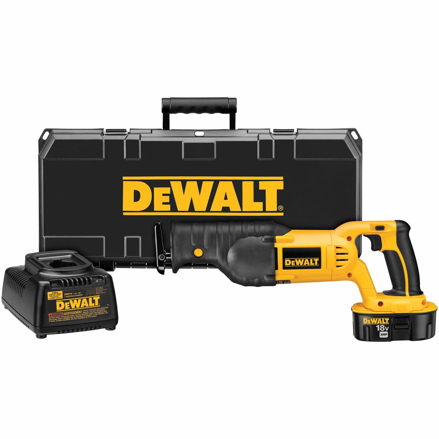 Dewalt dc385k heavy duty 18v cordless reciprocating saw kit greentooth Image collections
