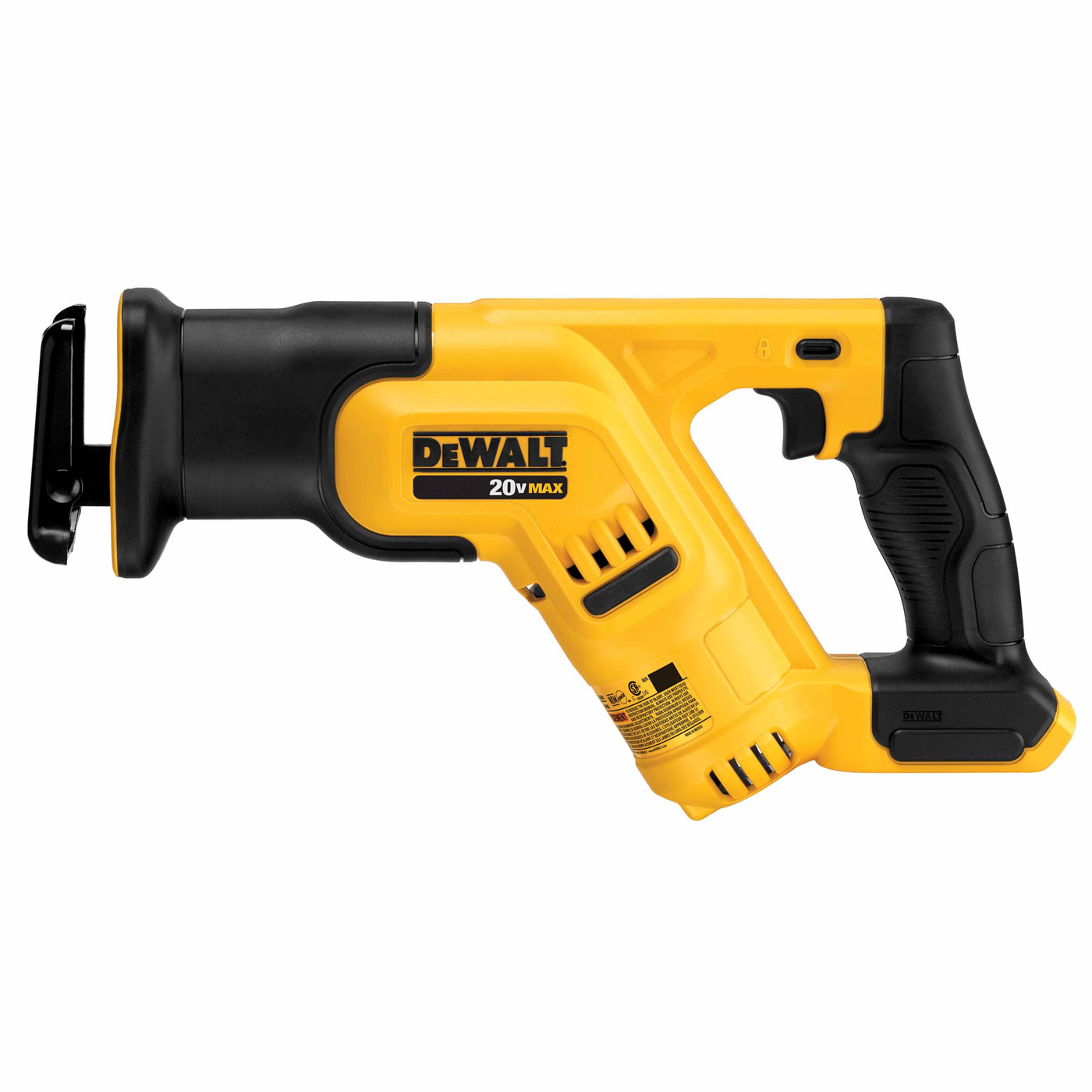 Dewalt DCS387B 20V MAX Compact Recip Saw Tool Only (Certified Refurbished)