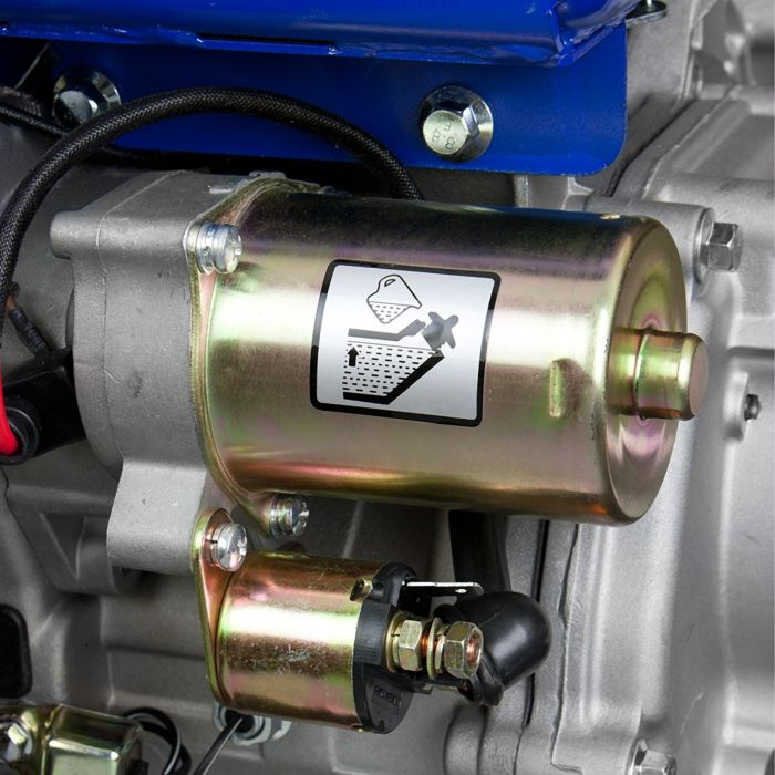 Duromax Xp16hpe 16 Hp 1'' Shaft Recoilelectric Start Engine. Wiring. Duromax 16 Hp Wiring Diagram At Eloancard.info