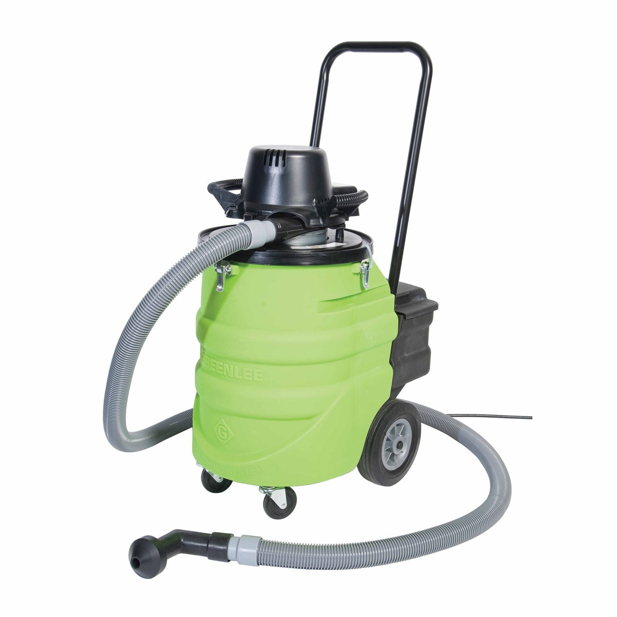 Vacuum And Blower Systems : Greenlee power fishing system vacuum blower kit