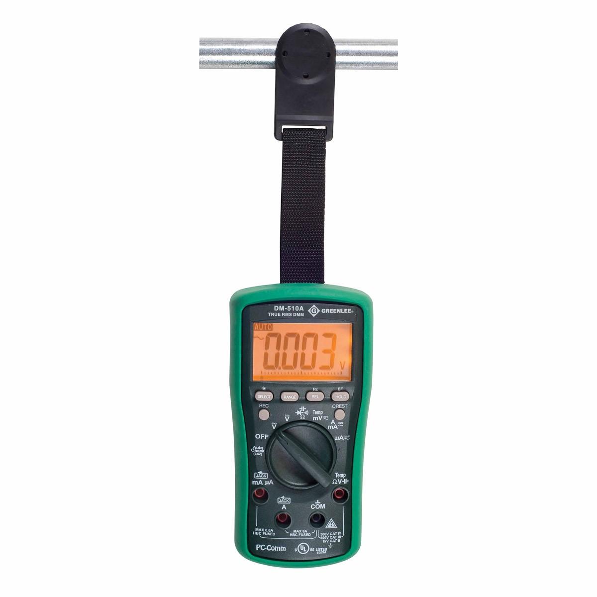 Electrical Tester Greenlee Dm 40 : Greenlee dm a digital multimeter