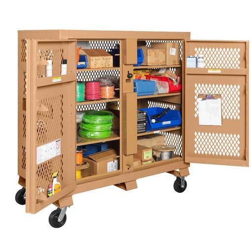 Knaack 139 Mt Tool Kage Cabinet 59 4 Cu Ft