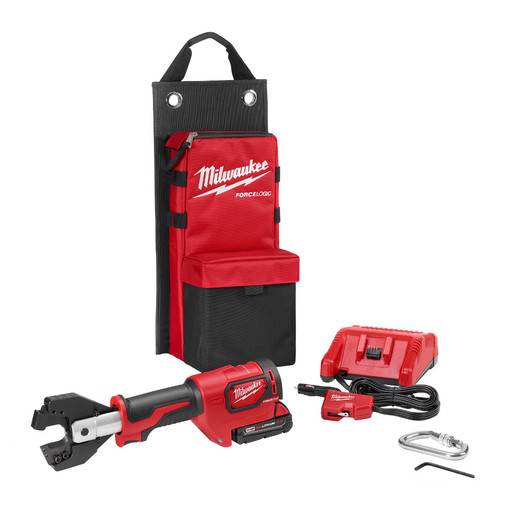 Milwaukee 2672 21skit M18 Force Logic Cable Cutter Kit