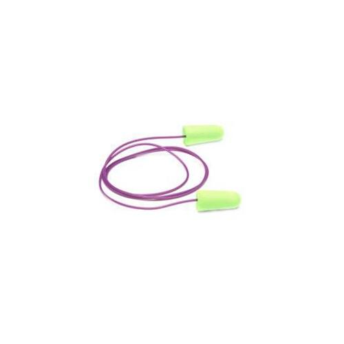 33dB 100 Pairs Moldex 6900 Pura-Fit Corded Disposable Foam Corded Ear Plugs Box