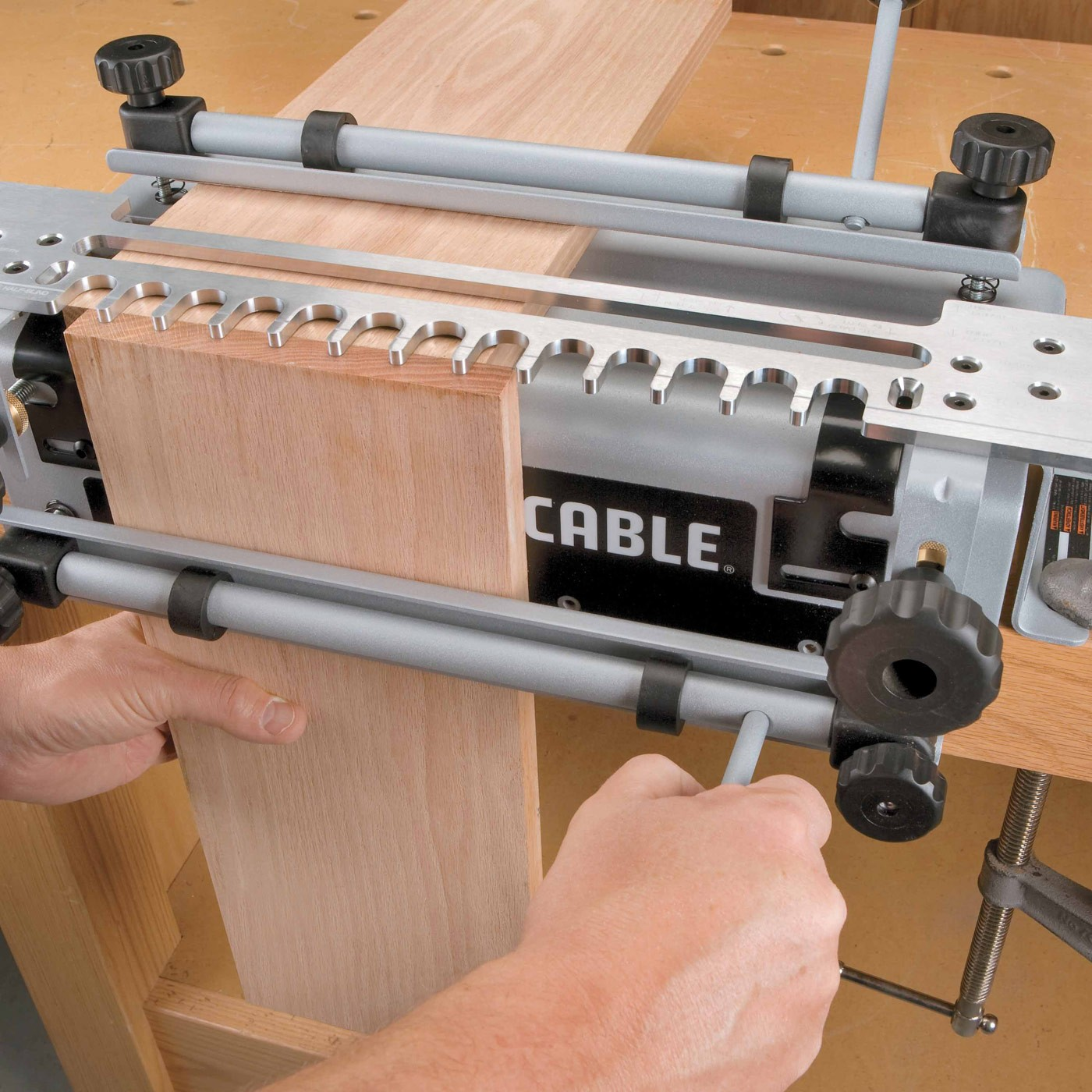 porter cable 4216 12 deluxe dovetail jig combination kit