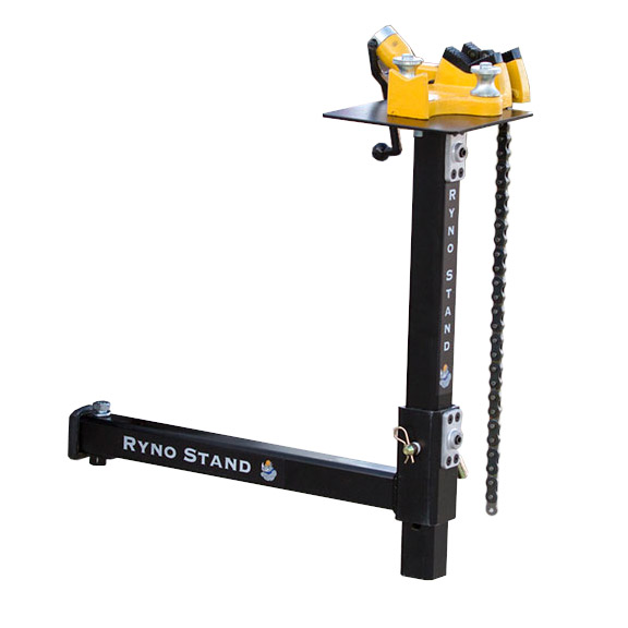 sc 1 th 225 & RynoStand RynoVise Hitch Mount Chain Vise Kit