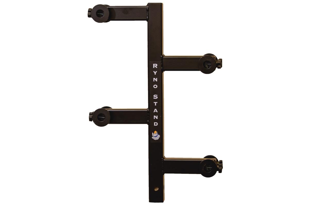 RynoStand Wire Caddy Hitch Mount Wire Rack Kit
