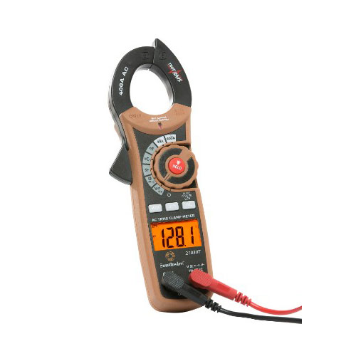 Southwire 21030T 400A AC TrueRMS Clamp Meter
