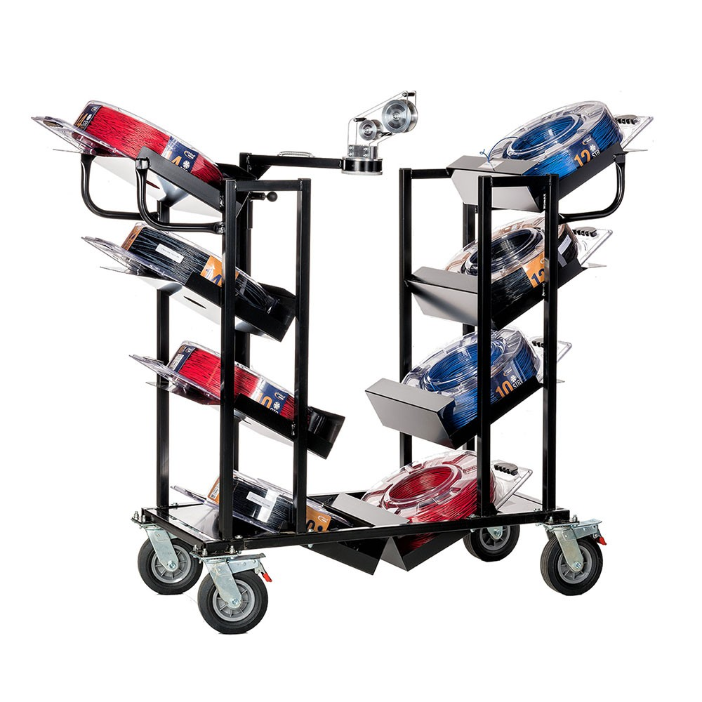 Maxis Wire Cart - WIRE Center •