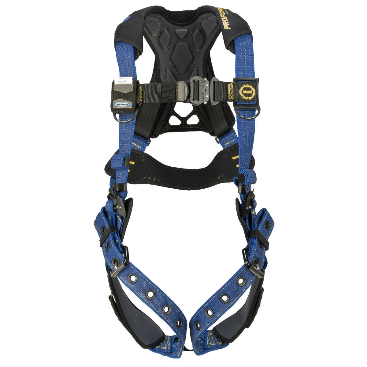 Werner H012004 ProForm F3 Standard Harness - Quick Connect Legs (XL