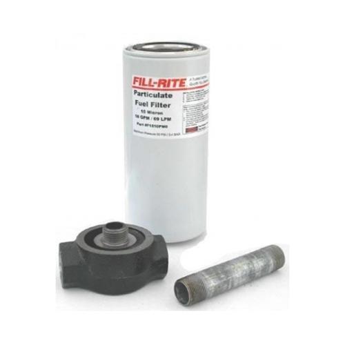 transfer fuel filter kit fill-rite 1210ktf7019 hydrosorb fuel filter kit