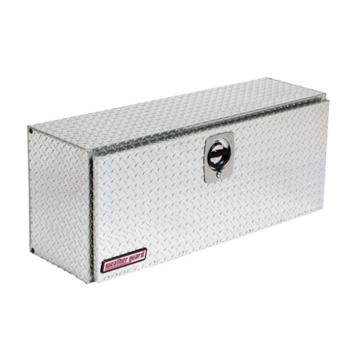 Weather Guard 346 0 02 Clear Aluminum Hi Side Truck Box